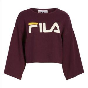 Palmira Crop Sweater